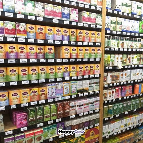 "Photo of Harvest Market  by <a href=""/members/profile/dnmp"">dnmp</a> <br/>Wall of Teas <br/> December 21, 2013  - <a href='/contact/abuse/image/5574/60636'>Report</a>"