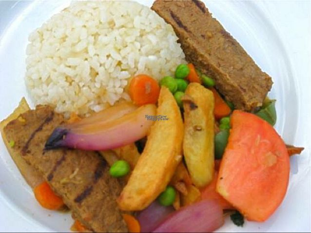 """Photo of La Ferrier  by <a href=""""/members/profile/Isamara"""">Isamara</a> <br/>Vegetarian lunch <br/> September 17, 2016  - <a href='/contact/abuse/image/55760/176269'>Report</a>"""