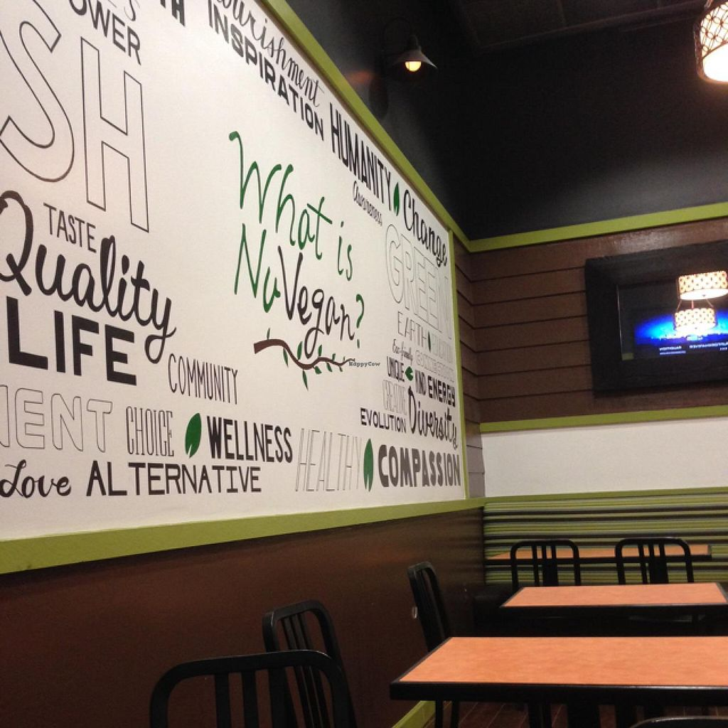 """Photo of NuVegan Cafe  by <a href=""""/members/profile/Martinamcl1"""">Martinamcl1</a> <br/>inside  <br/> March 21, 2015  - <a href='/contact/abuse/image/55774/96491'>Report</a>"""
