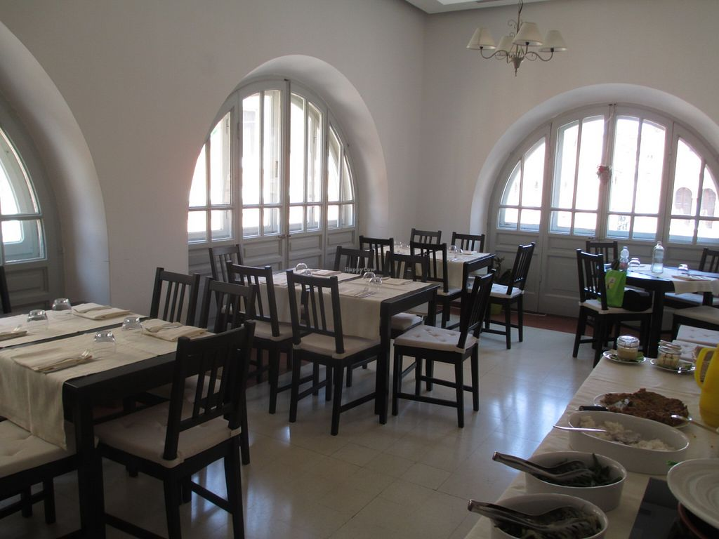 """Photo of CLOSED: Terazza Einaudi  by <a href=""""/members/profile/Joyatri"""">Joyatri</a> <br/>dining room on the right side of the restaurant <br/> August 16, 2015  - <a href='/contact/abuse/image/55785/113852'>Report</a>"""
