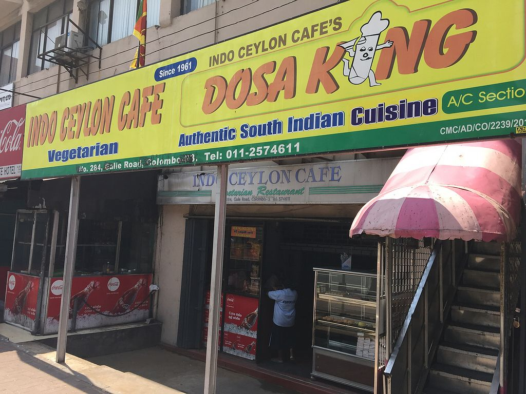 """Photo of Indo Ceylon Cafe - Dosa King  by <a href=""""/members/profile/peterstuckings"""">peterstuckings</a> <br/>Exterior <br/> February 14, 2018  - <a href='/contact/abuse/image/55788/359129'>Report</a>"""
