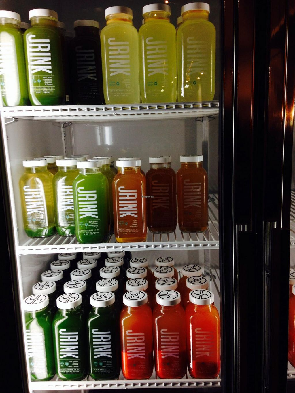 """Photo of Jrink Juicery - Dupont  by <a href=""""/members/profile/cookiem"""">cookiem</a> <br/>Fridge one <br/> February 20, 2015  - <a href='/contact/abuse/image/55837/93584'>Report</a>"""