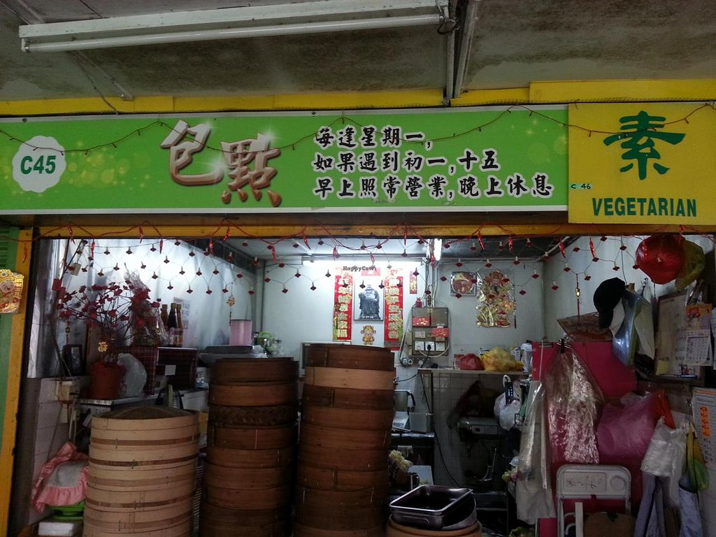 """Photo of Tian Tian Vegetarian  by <a href=""""/members/profile/G-MaxzLye"""">G-MaxzLye</a> <br/>beside stall, selling chinese buns <br/> May 13, 2015  - <a href='/contact/abuse/image/55864/102074'>Report</a>"""