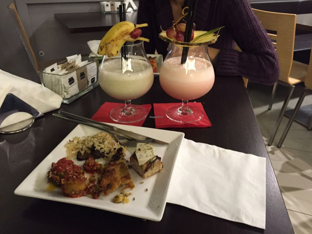 """Photo of Sparkling Cafe  by <a href=""""/members/profile/L_Almo_Clelarco"""">L_Almo_Clelarco</a> <br/>Our cocktails <br/> December 8, 2015  - <a href='/contact/abuse/image/55883/127615'>Report</a>"""