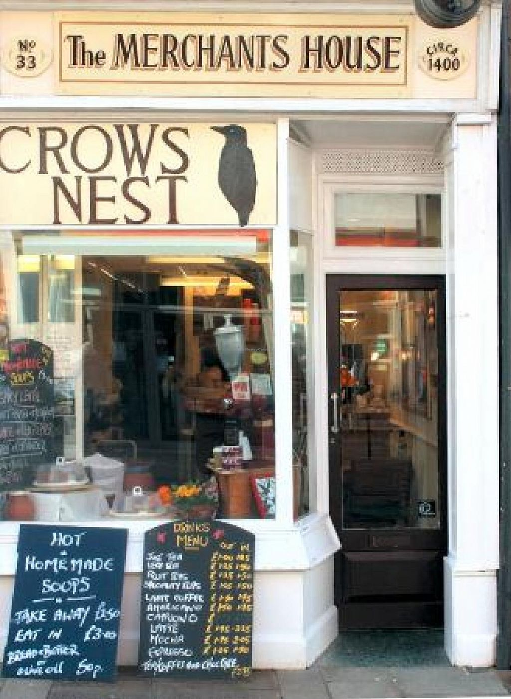 "Photo of The Crow's Nest  by <a href=""/members/profile/stats111"">stats111</a> <br/>Merchants House <br/> February 23, 2015  - <a href='/contact/abuse/image/55888/93902'>Report</a>"