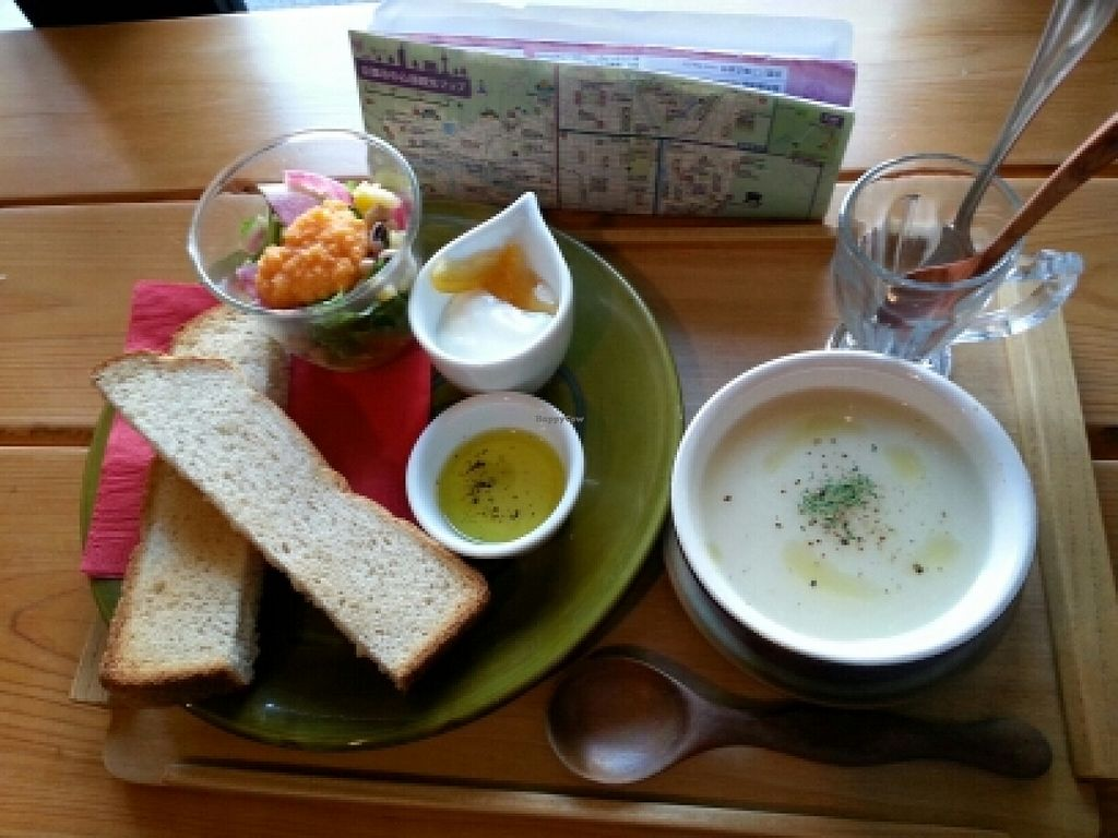"""Photo of Phalam Cafe  by <a href=""""/members/profile/MengBingLiaw"""">MengBingLiaw</a> <br/>vegetarian breakfast <br/> January 11, 2016  - <a href='/contact/abuse/image/55894/132079'>Report</a>"""
