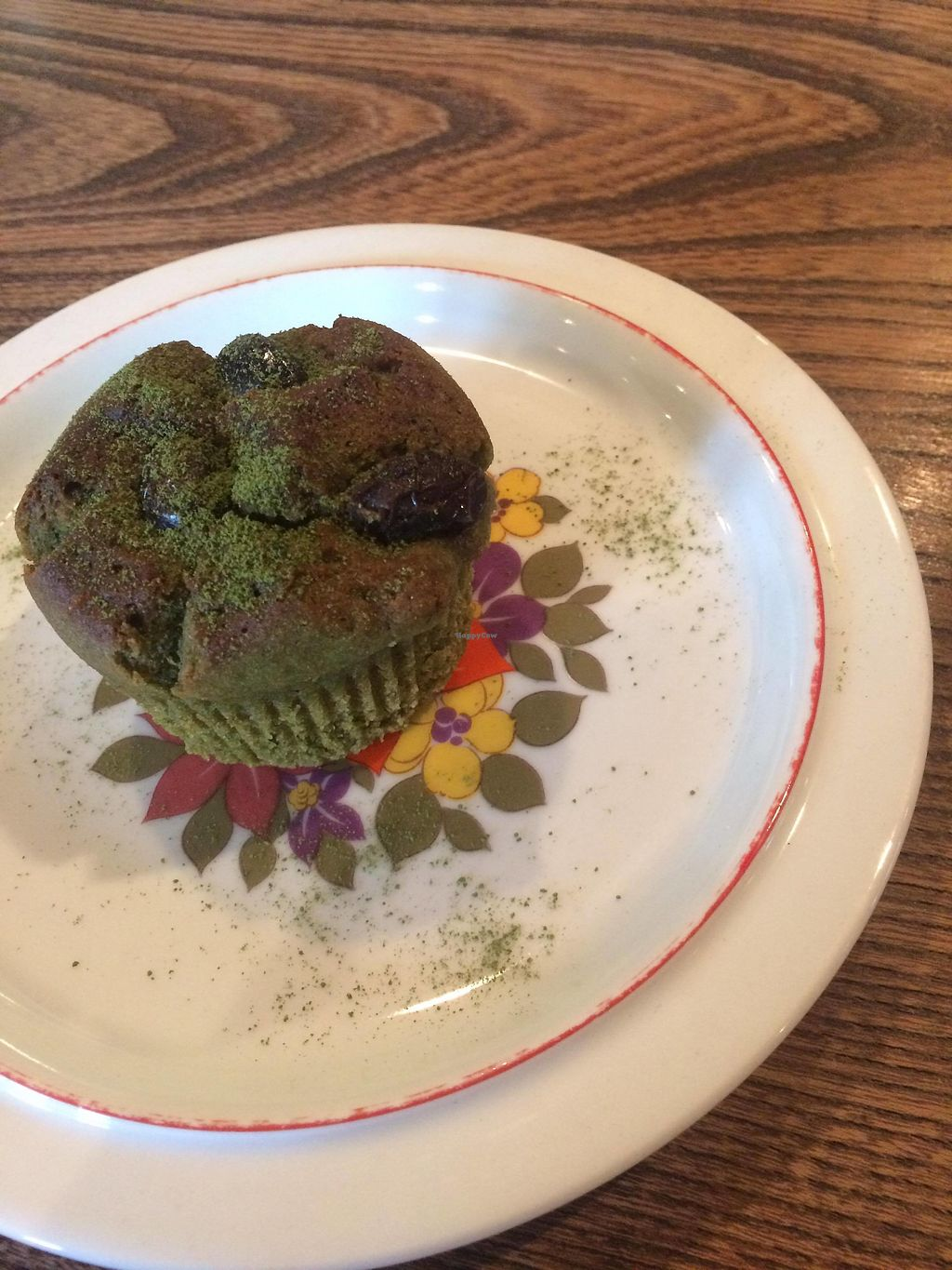 """Photo of Phalam Cafe  by <a href=""""/members/profile/yanina"""">yanina</a> <br/>matcha and azuki beans muffin  <br/> January 19, 2018  - <a href='/contact/abuse/image/55894/348227'>Report</a>"""