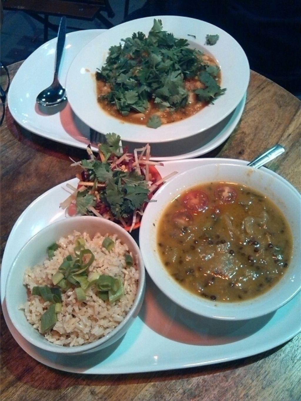 """Photo of Market - Dizengoff  by <a href=""""/members/profile/Jay%20Watson"""">Jay Watson</a> <br/>White beans & Thai black lentils  <br/> April 5, 2017  - <a href='/contact/abuse/image/55896/245010'>Report</a>"""