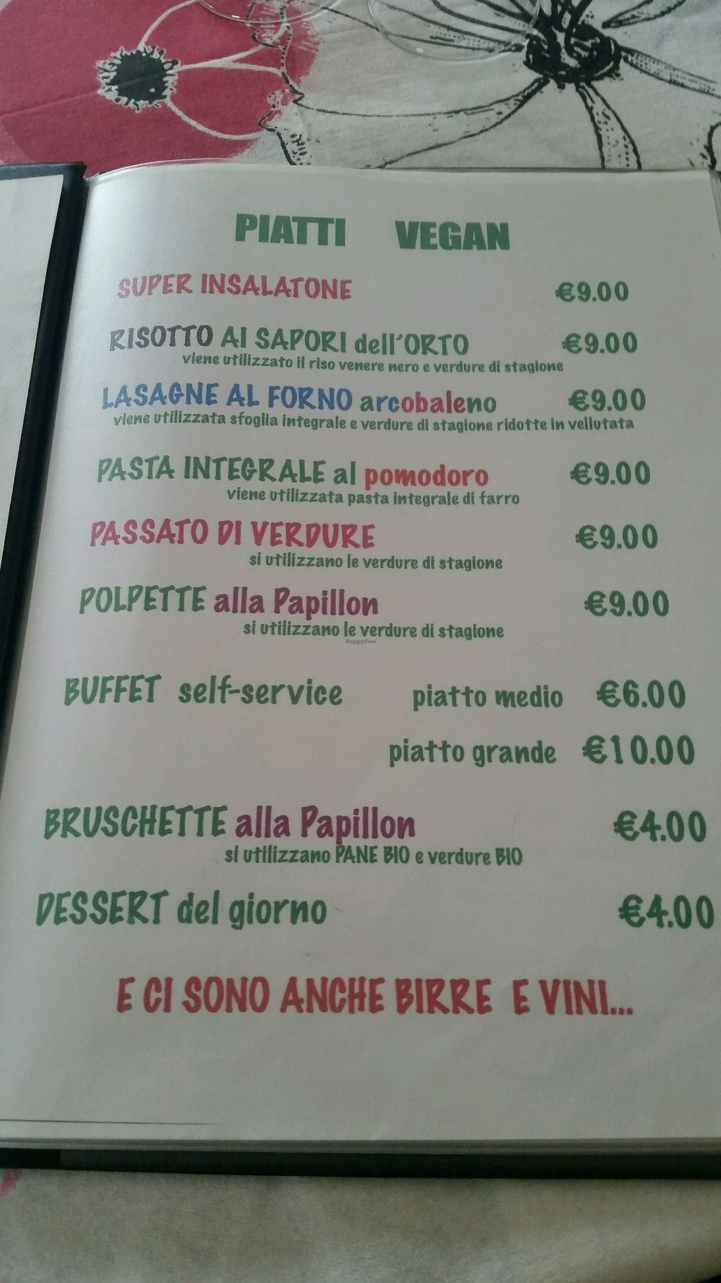 """Photo of Papillon Pizzeria Ristorante  by <a href=""""/members/profile/Labarban"""">Labarban</a> <br/>menu <br/> October 19, 2017  - <a href='/contact/abuse/image/55903/316563'>Report</a>"""