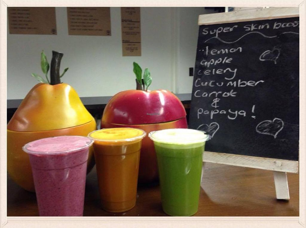 """Photo of The Juicery  by <a href=""""/members/profile/community"""">community</a> <br/>The Juicery <br/> February 23, 2015  - <a href='/contact/abuse/image/55911/93932'>Report</a>"""