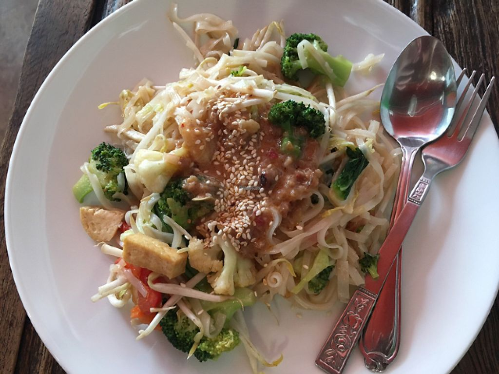 """Photo of La Carotte Qui Rit  by <a href=""""/members/profile/happycyclist"""">happycyclist</a> <br/>Pad Thai  <br/> January 15, 2017  - <a href='/contact/abuse/image/55927/212118'>Report</a>"""