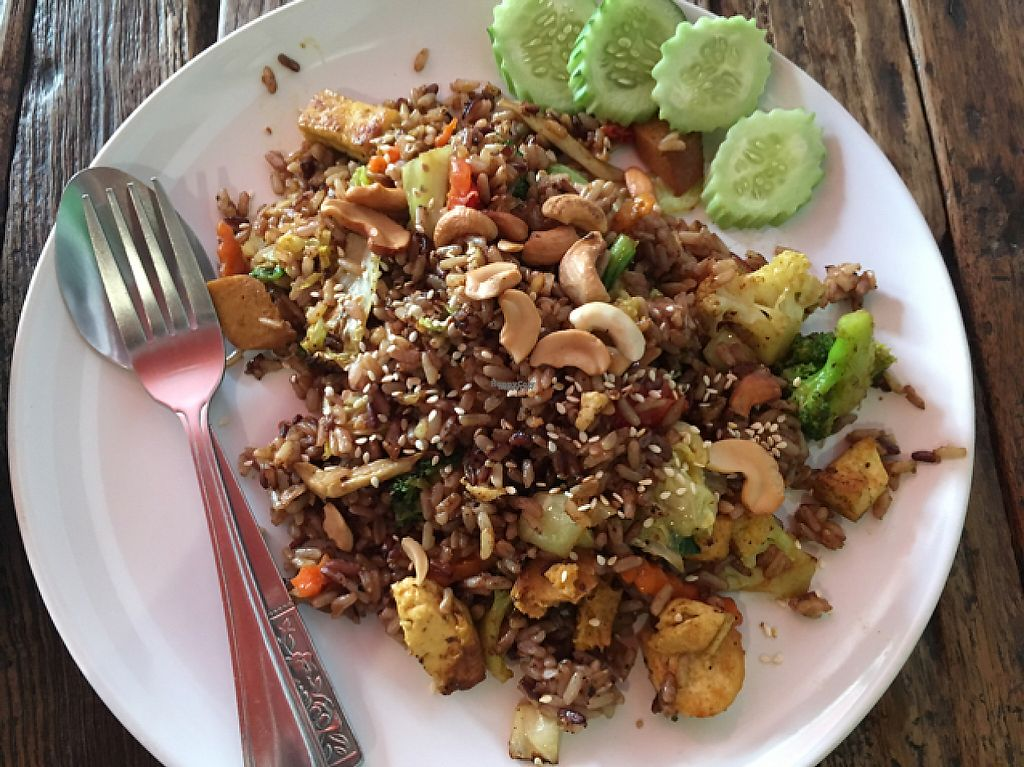 """Photo of La Carotte Qui Rit  by <a href=""""/members/profile/happycyclist"""">happycyclist</a> <br/>curry fried rice  <br/> January 15, 2017  - <a href='/contact/abuse/image/55927/212119'>Report</a>"""