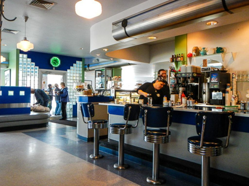 """Photo of Monty's Blue Plate Diner  by <a href=""""/members/profile/EverydayTastiness"""">EverydayTastiness</a> <br/>inside <br/> April 24, 2015  - <a href='/contact/abuse/image/5594/100138'>Report</a>"""