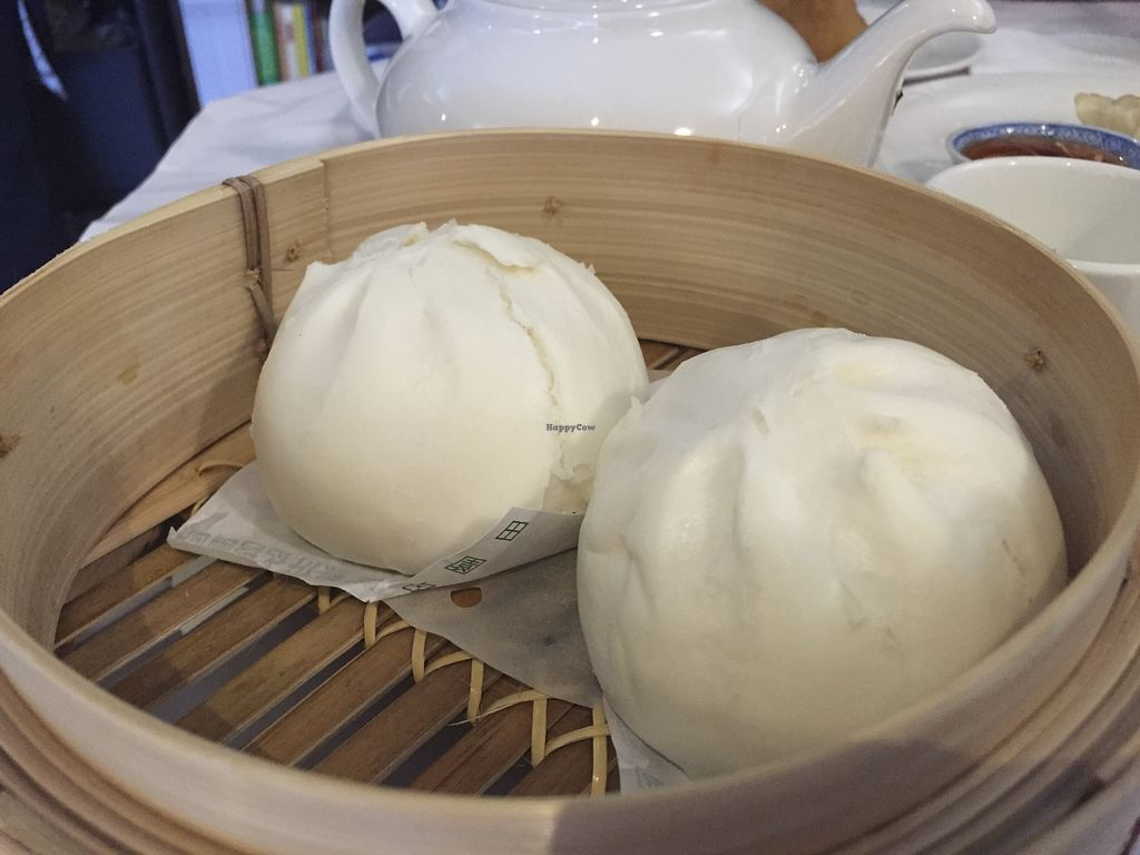 """Photo of Vegie Hut  by <a href=""""/members/profile/karlaess"""">karlaess</a> <br/>Curry bun (Yum cha) <br/> August 27, 2015  - <a href='/contact/abuse/image/5596/115347'>Report</a>"""