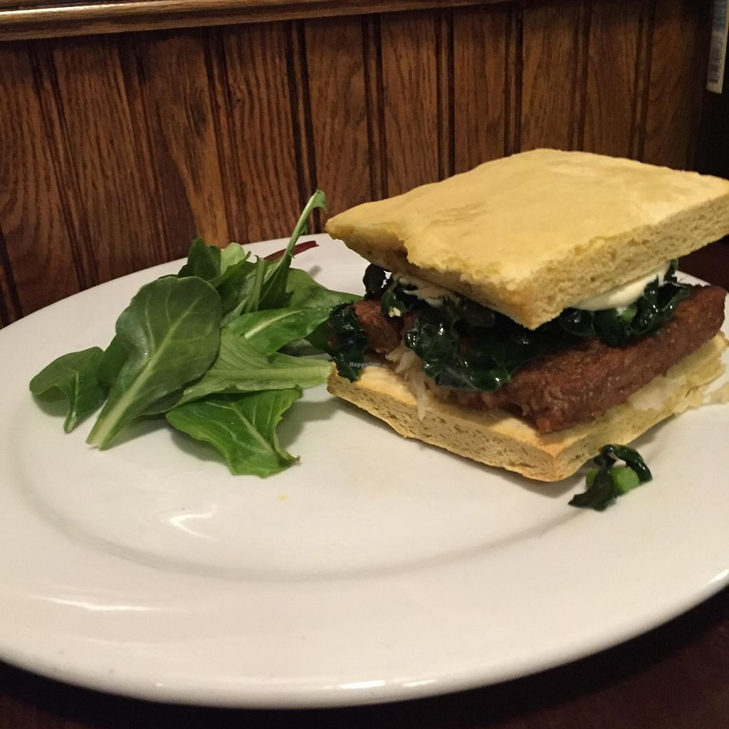 """Photo of Veganized  by <a href=""""/members/profile/AshleyxMichelle"""">AshleyxMichelle</a> <br/>Gluten Free version - Righteous Reuben  <br/> March 1, 2016  - <a href='/contact/abuse/image/56009/138326'>Report</a>"""