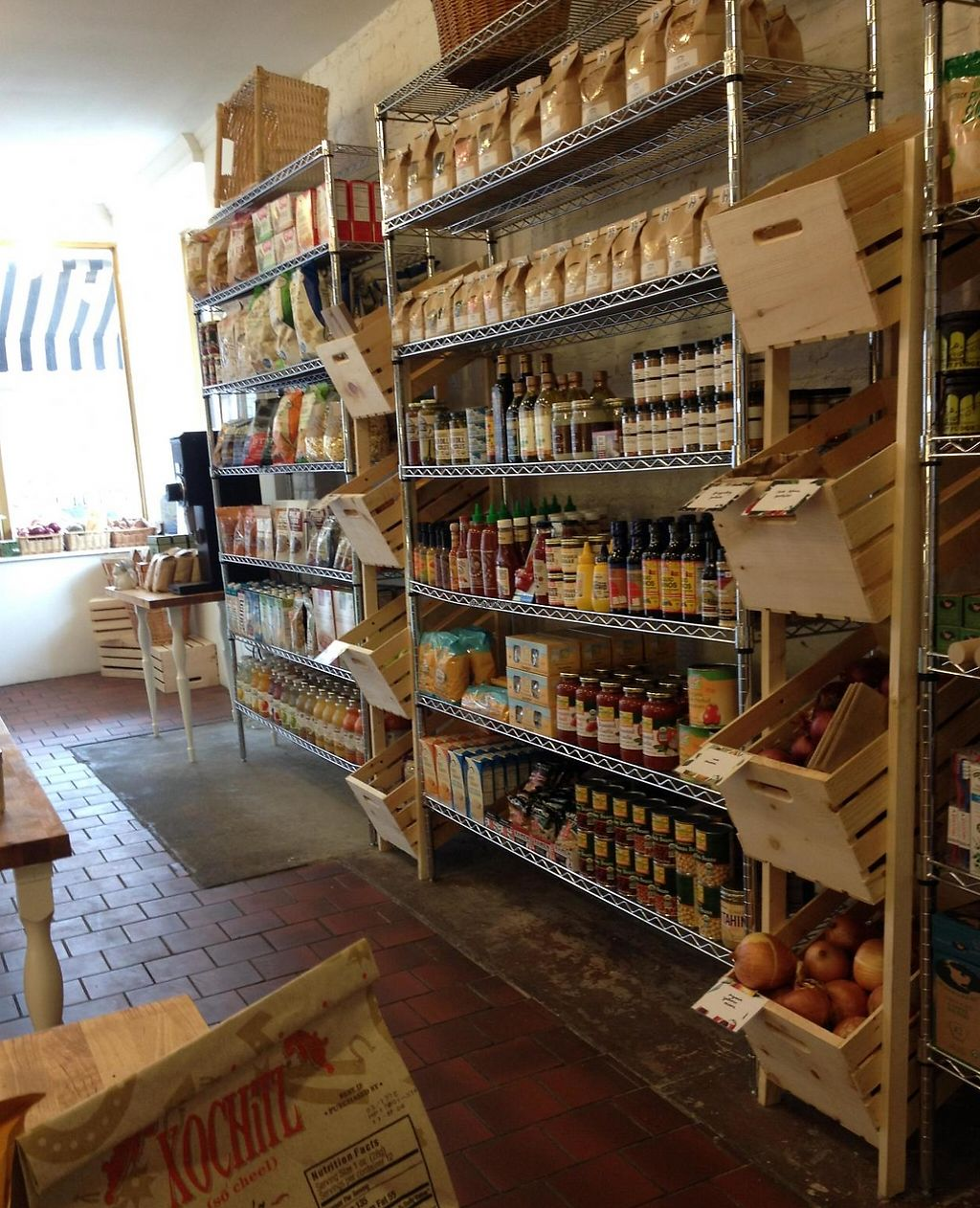 """Photo of CLOSED: Haymaker's Corner Store  by <a href=""""/members/profile/vegan_ryan"""">vegan_ryan</a> <br/>Inside of store <br/> March 16, 2015  - <a href='/contact/abuse/image/56048/212329'>Report</a>"""