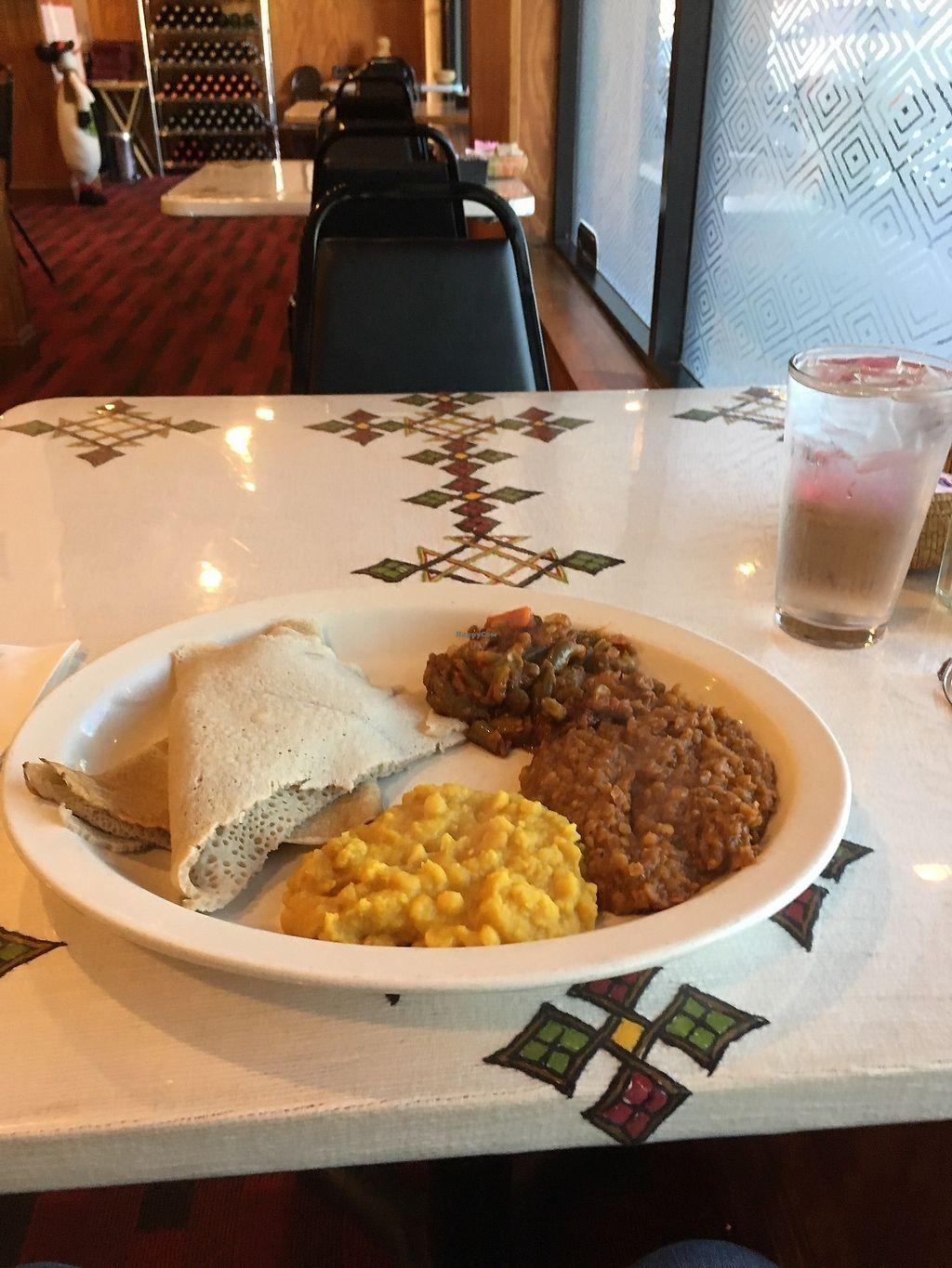 """Photo of Cafe Lalibela  by <a href=""""/members/profile/LarriRogers"""">LarriRogers</a> <br/>Lunch <br/> March 6, 2018  - <a href='/contact/abuse/image/5604/367538'>Report</a>"""