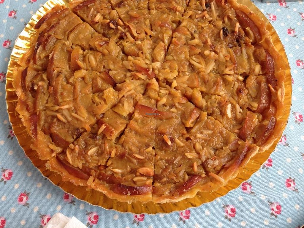 """Photo of Soul Food  by <a href=""""/members/profile/AndreiaX"""">AndreiaX</a> <br/>Apple and almond pie  <br/> December 7, 2015  - <a href='/contact/abuse/image/56054/127494'>Report</a>"""