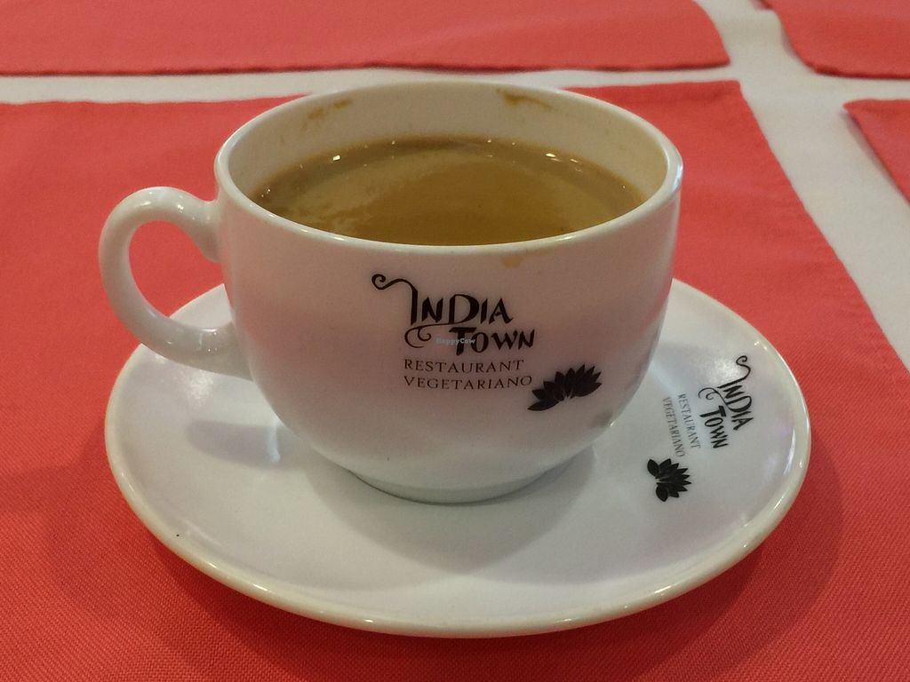 """Photo of India Town  by <a href=""""/members/profile/GregorePioLopez"""">GregorePioLopez</a> <br/>An excellent chai after buffet lunch.  <br/> October 12, 2015  - <a href='/contact/abuse/image/56078/121159'>Report</a>"""