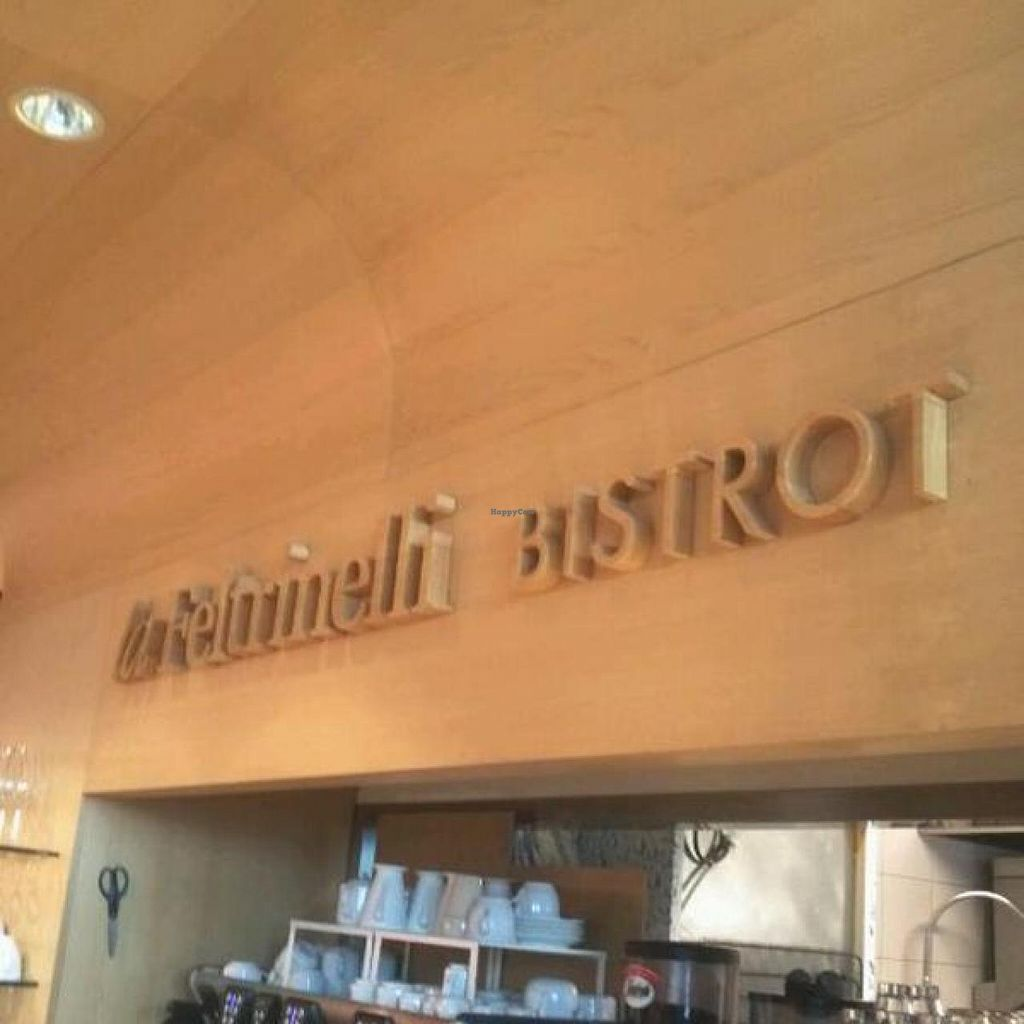 """Photo of Bistrot LaFeltrinelli  by <a href=""""/members/profile/veg-geko"""">veg-geko</a> <br/>Bistrot LaFeltrinelli <br/> March 1, 2015  - <a href='/contact/abuse/image/56088/94446'>Report</a>"""