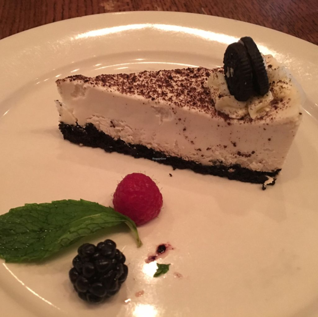 "Photo of Busboys and Poets - Monroe St  by <a href=""/members/profile/Kristally"">Kristally</a> <br/>vegan cheesecake!! <br/> June 18, 2016  - <a href='/contact/abuse/image/56091/154688'>Report</a>"