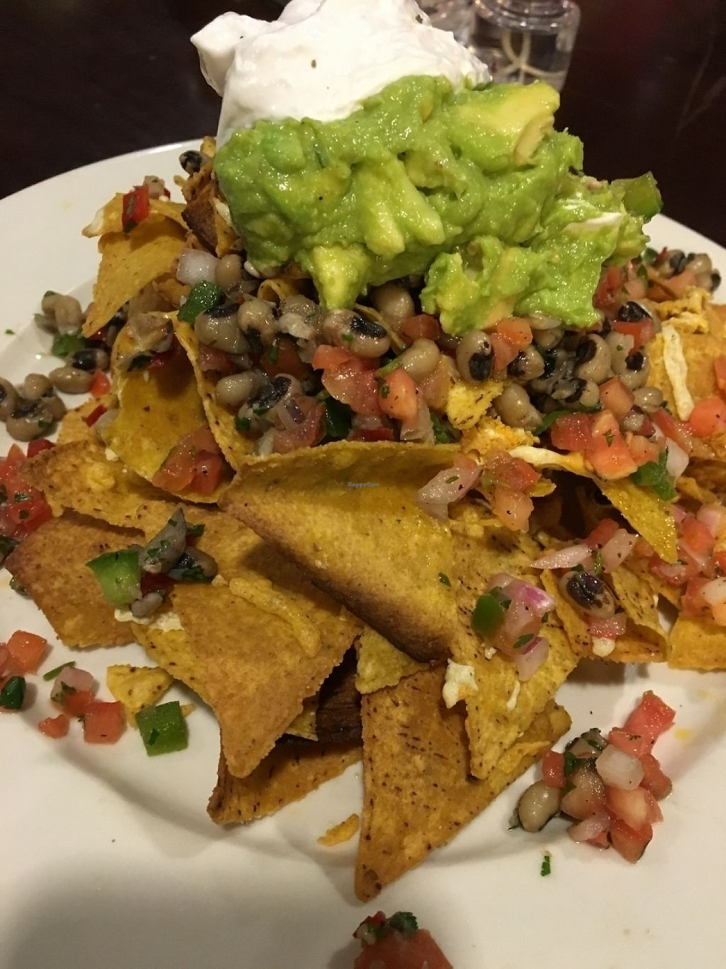 """Photo of Busboys and Poets - Carroll St  by <a href=""""/members/profile/cookiem"""">cookiem</a> <br/>Vegan nachos <br/> June 4, 2016  - <a href='/contact/abuse/image/56092/202140'>Report</a>"""