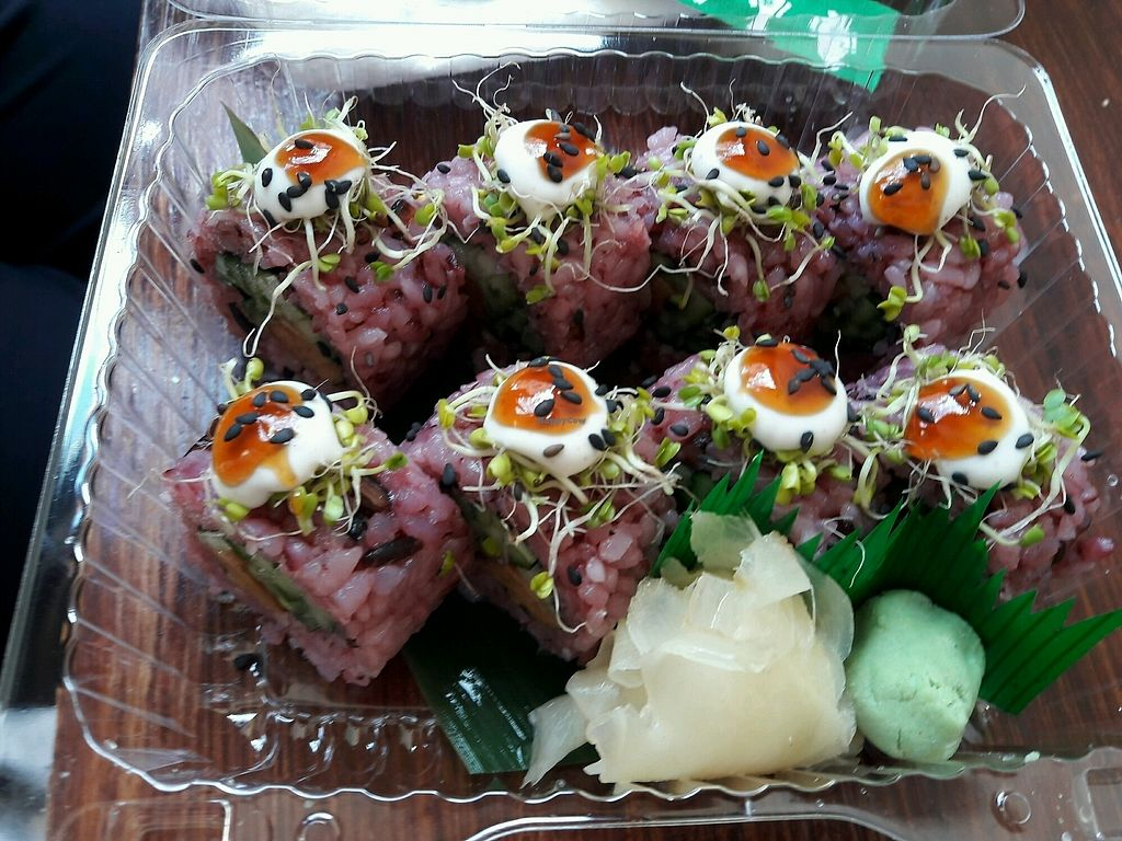 "Photo of The Root  by <a href=""/members/profile/dei0dre"">dei0dre</a> <br/>temperyaki sushi <br/> August 22, 2017  - <a href='/contact/abuse/image/56114/295618'>Report</a>"