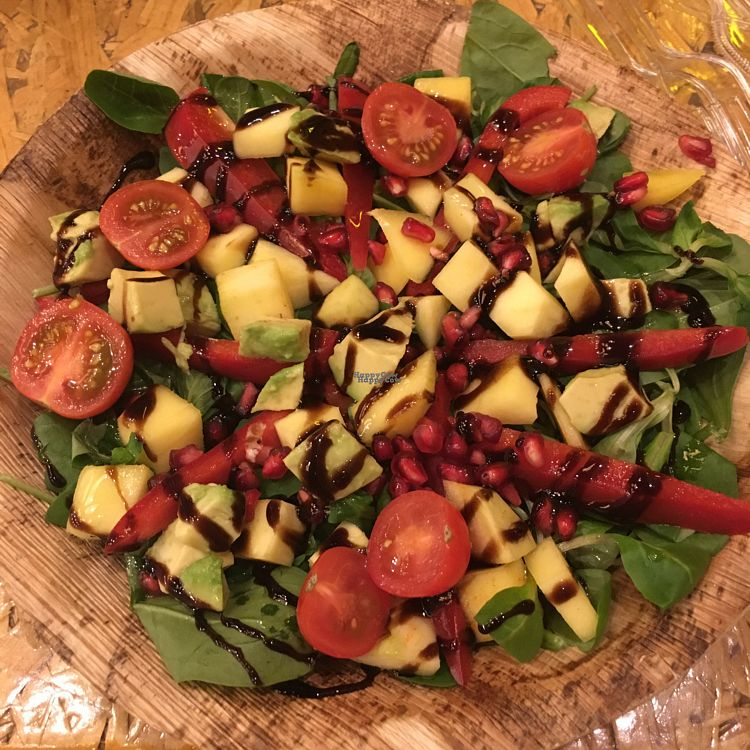 """Photo of Mango Vegan Street Food - Bracka  by <a href=""""/members/profile/Mairicru"""">Mairicru</a> <br/>look at this salad! yum!  <br/> September 25, 2016  - <a href='/contact/abuse/image/56119/177894'>Report</a>"""