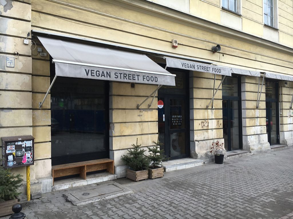 """Photo of Mango Vegan Street Food - Bracka  by <a href=""""/members/profile/hack_man"""">hack_man</a> <br/>outside  <br/> March 15, 2017  - <a href='/contact/abuse/image/56119/236699'>Report</a>"""