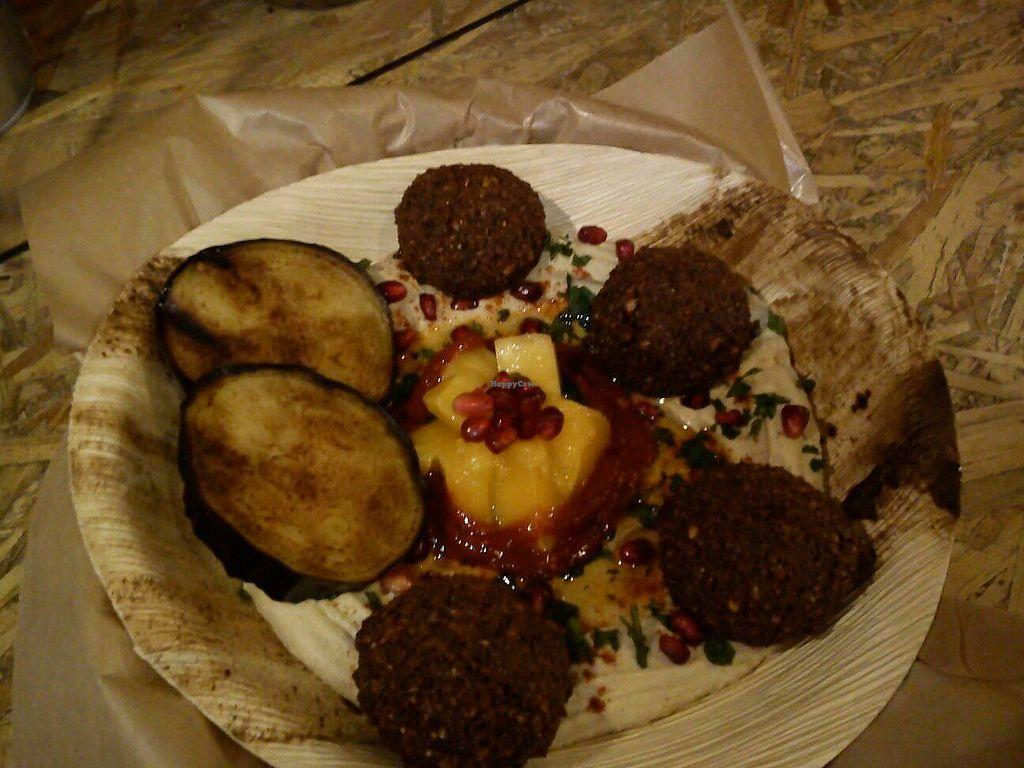 "Photo of Mango Vegan Street Food - Bracka  by <a href=""/members/profile/FernandoMoreira"">FernandoMoreira</a> <br/>Mango Plate <br/> December 25, 2017  - <a href='/contact/abuse/image/56119/339053'>Report</a>"