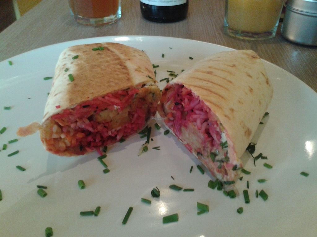 """Photo of Veggie Garden  by <a href=""""/members/profile/Tereza-soucitne.cz"""">Tereza-soucitne.cz</a> <br/>Burritos with seitan and veggies <br/> January 16, 2016  - <a href='/contact/abuse/image/56175/132547'>Report</a>"""