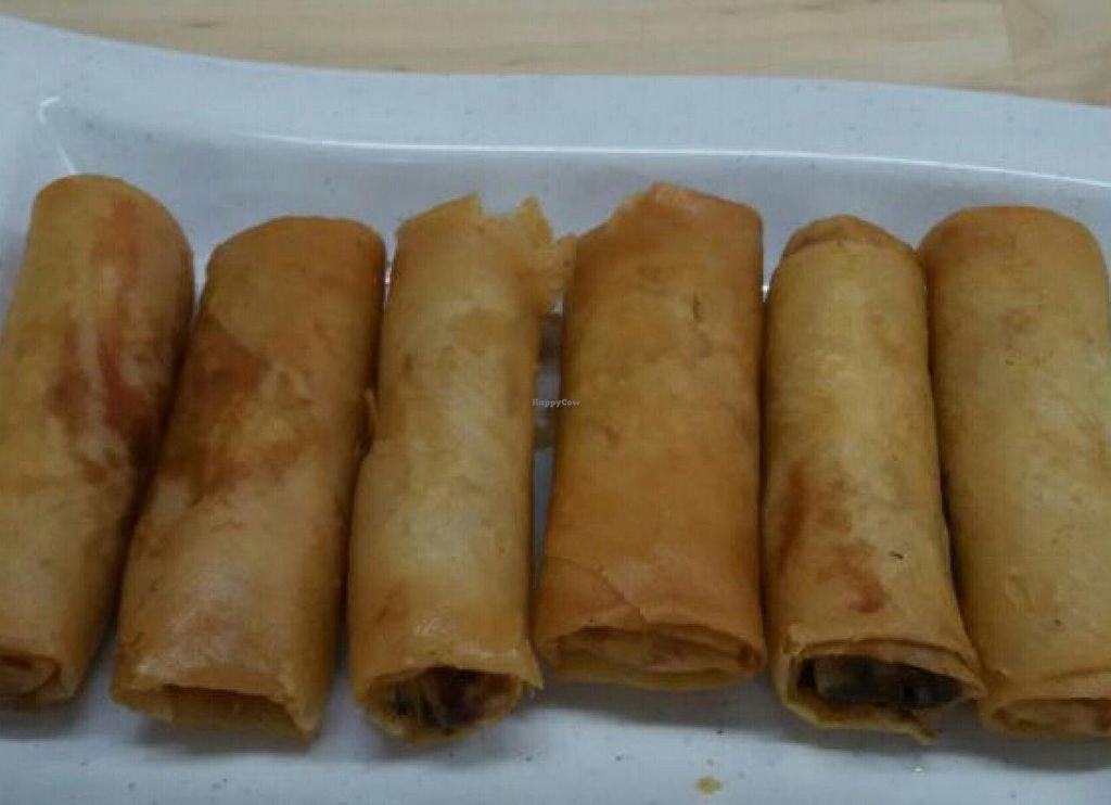 """Photo of CLOSED: Jadeite Vegetarian  by <a href=""""/members/profile/JimmySeah"""">JimmySeah</a> <br/>spring rolls <br/> March 3, 2015  - <a href='/contact/abuse/image/56176/94765'>Report</a>"""