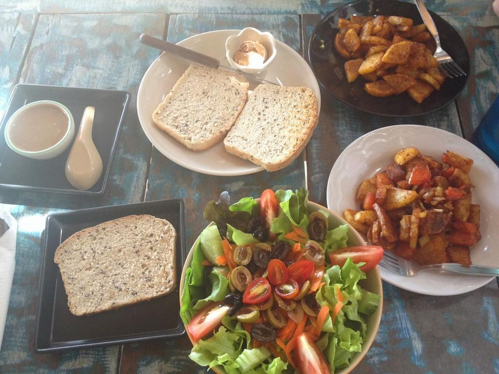 """Photo of Chaba Cafe and Gallery  by <a href=""""/members/profile/jojoinbrighton"""">jojoinbrighton</a> <br/>Chaba <br/> March 3, 2015  - <a href='/contact/abuse/image/56181/94779'>Report</a>"""