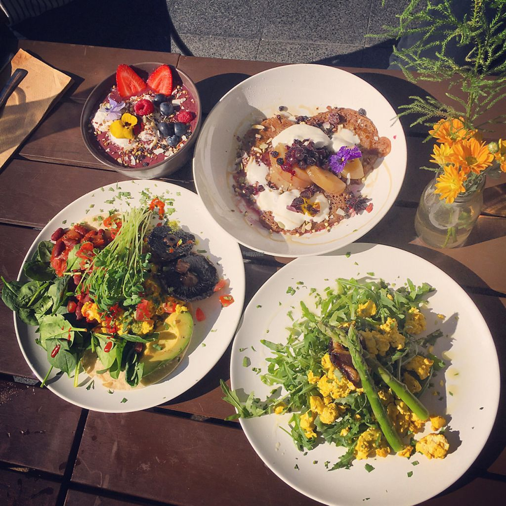 """Photo of CLOSED: The Dandylion Bondi  by <a href=""""/members/profile/Necia11"""">Necia11</a> <br/>Vegan Brunch  <br/> April 23, 2017  - <a href='/contact/abuse/image/56209/251416'>Report</a>"""
