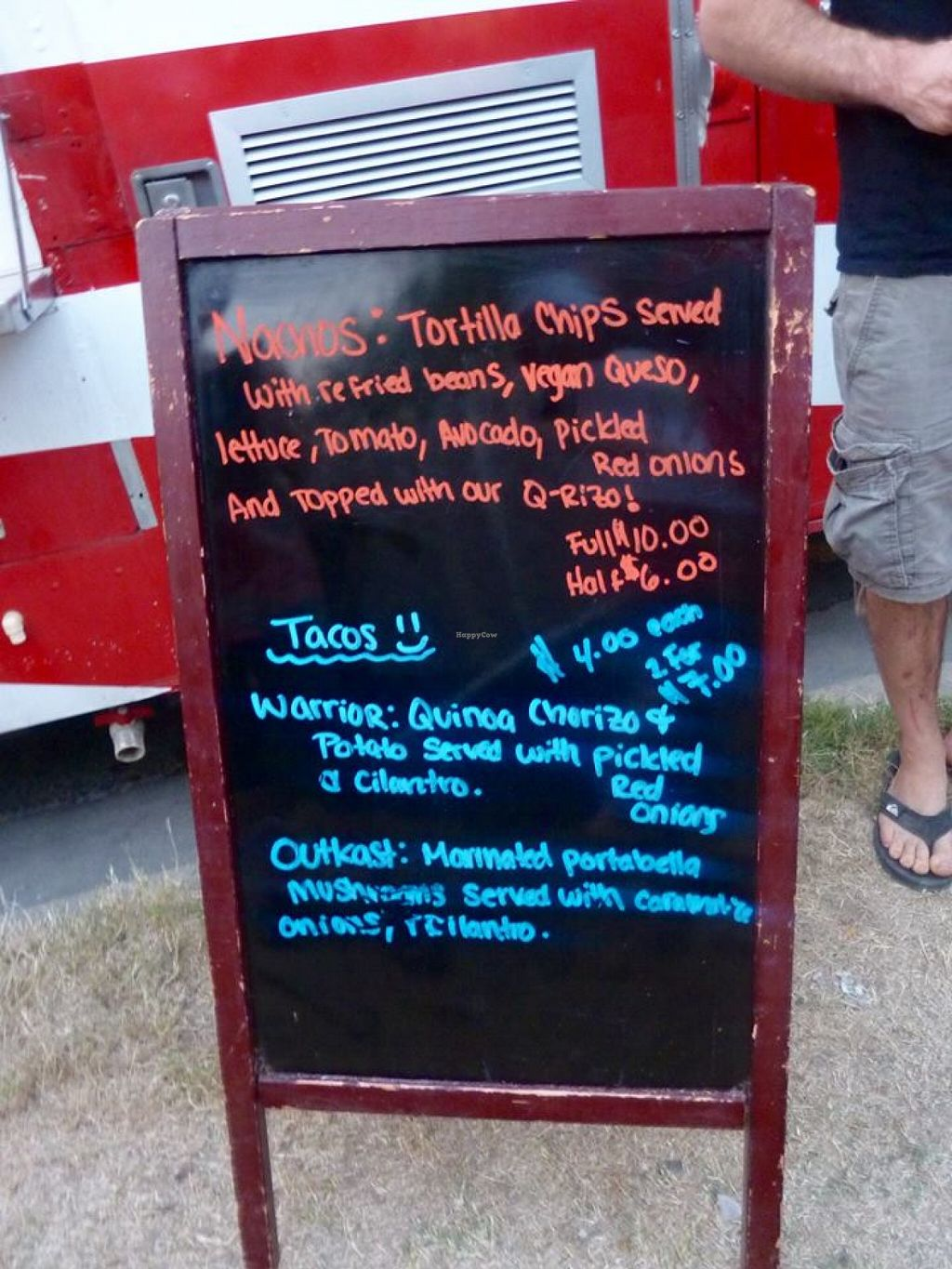 """Photo of Cool Beans - Food Truck  by <a href=""""/members/profile/MizzB"""">MizzB</a> <br/>Oktoberfest menu <br/> December 16, 2015  - <a href='/contact/abuse/image/56221/128763'>Report</a>"""