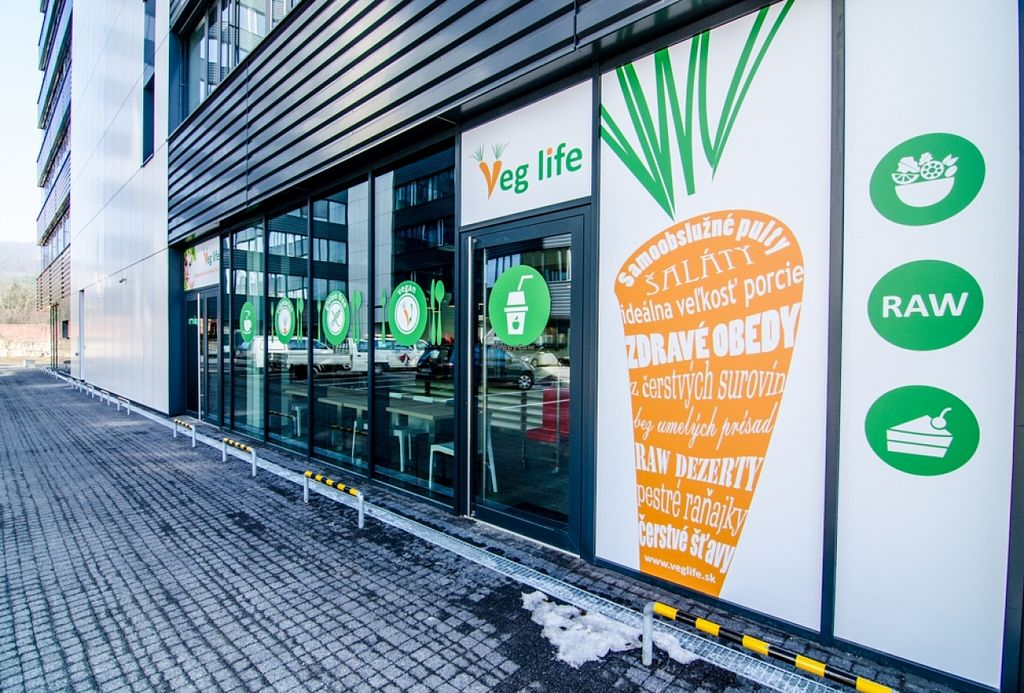"""Photo of Veg Life - Westend Gate  by <a href=""""/members/profile/Bibi"""">Bibi</a> <br/>Veg life Restaurant in Bratislava <br/> May 12, 2016  - <a href='/contact/abuse/image/56225/148613'>Report</a>"""