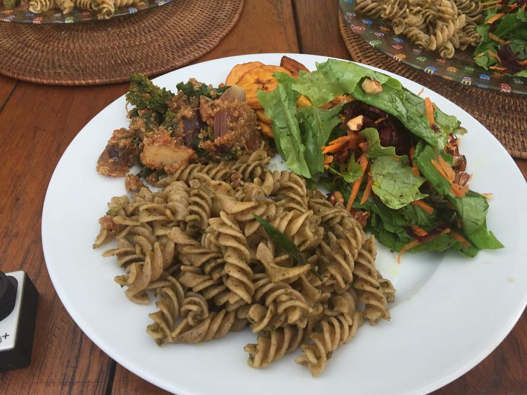 """Photo of Istanbul  by <a href=""""/members/profile/KenThomas"""">KenThomas</a> <br/>Pasta Dish of the day! So good!!! <br/> May 6, 2015  - <a href='/contact/abuse/image/56229/101480'>Report</a>"""