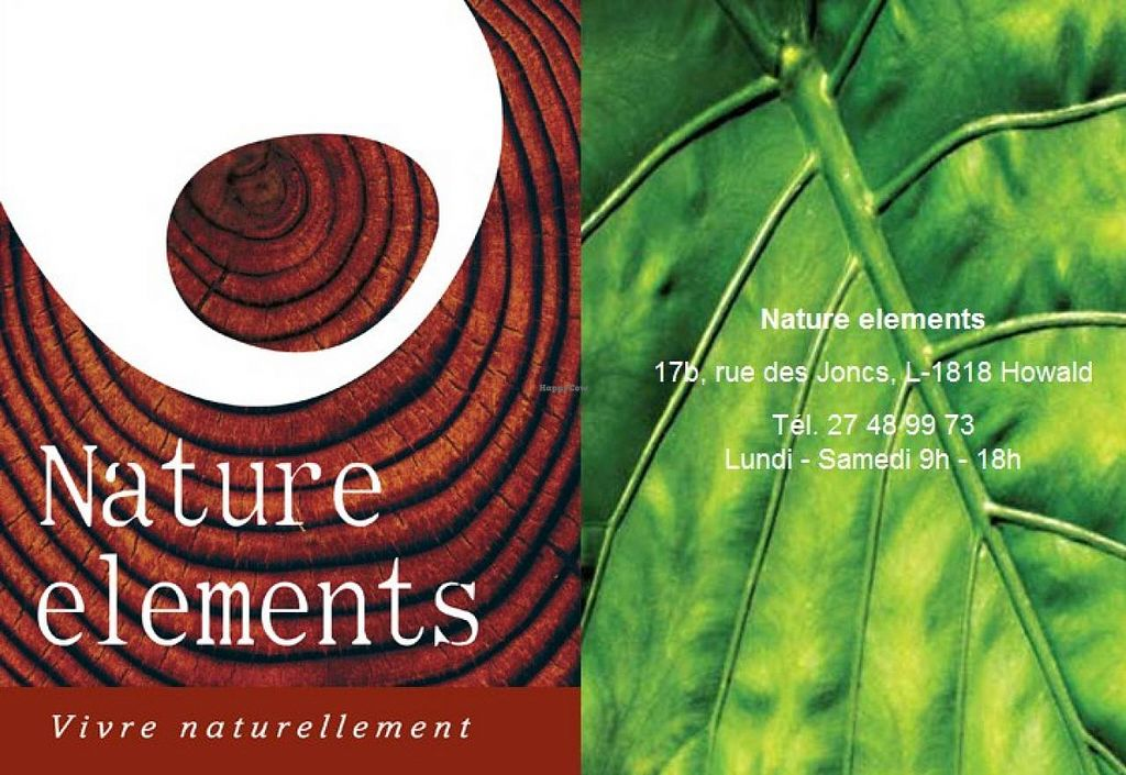 """Photo of Naturel Bio - Natural Element  by <a href=""""/members/profile/community"""">community</a> <br/>Naturel Bio - Natural Element <br/> March 6, 2015  - <a href='/contact/abuse/image/56274/95060'>Report</a>"""