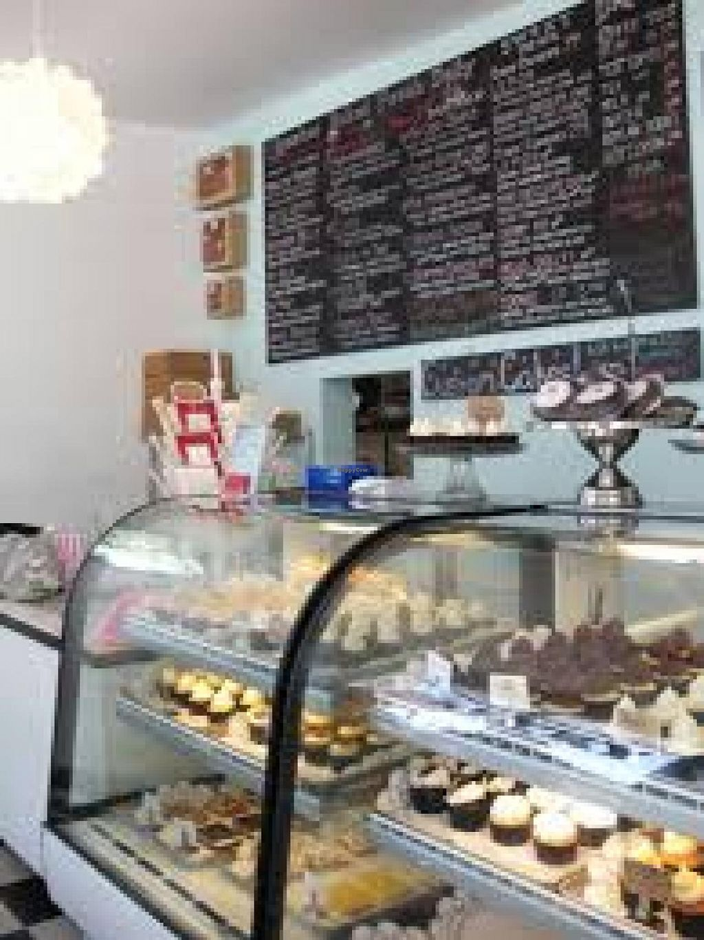 """Photo of Sugar Mama's Bakeshop  by <a href=""""/members/profile/AustinJardinera"""">AustinJardinera</a> <br/>Cabinet and Menu changes daily <br/> March 6, 2015  - <a href='/contact/abuse/image/56277/95071'>Report</a>"""