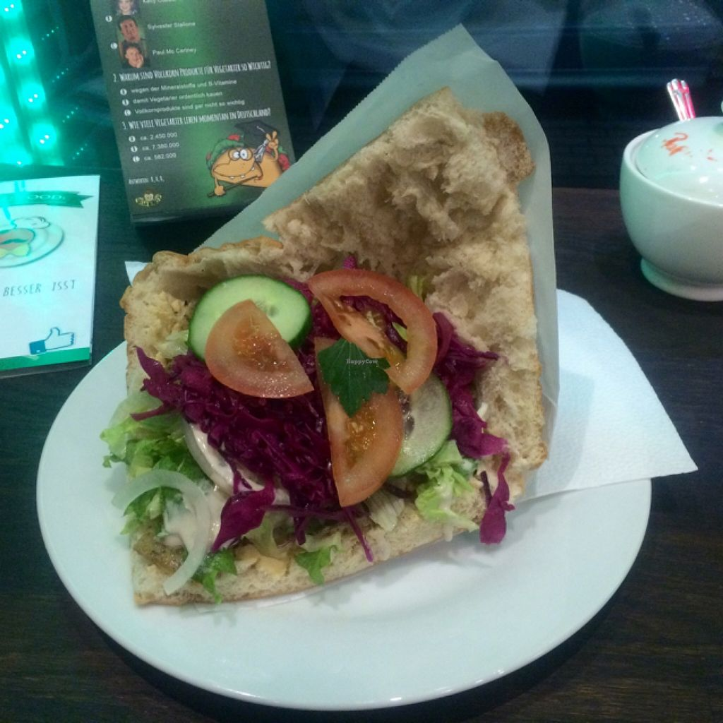 """Photo of CLOSED: Mac Food  by <a href=""""/members/profile/mondsen"""">mondsen</a> <br/>vegan Kebab  <br/> September 16, 2015  - <a href='/contact/abuse/image/56359/117958'>Report</a>"""