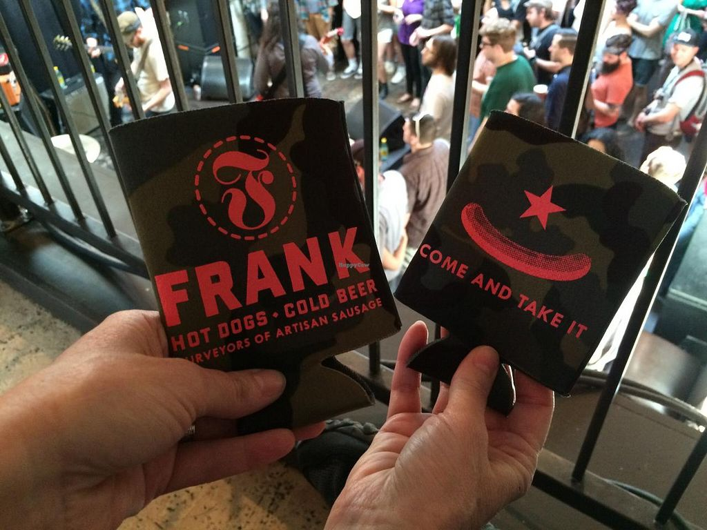 """Photo of Frank  by <a href=""""/members/profile/AustinJardinera"""">AustinJardinera</a> <br/>Frank koozies <br/> March 23, 2015  - <a href='/contact/abuse/image/56364/96740'>Report</a>"""