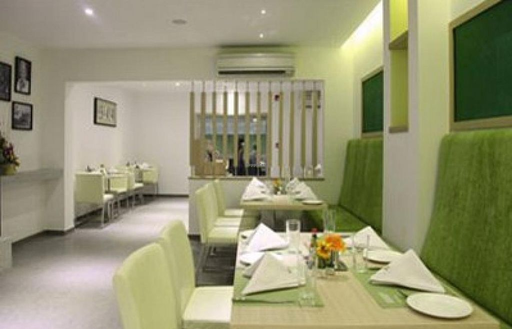 """Photo of Little Italy - Indiranagar  by <a href=""""/members/profile/community"""">community</a> <br/>Little Italy - Indiranagar <br/> March 10, 2015  - <a href='/contact/abuse/image/56373/95388'>Report</a>"""