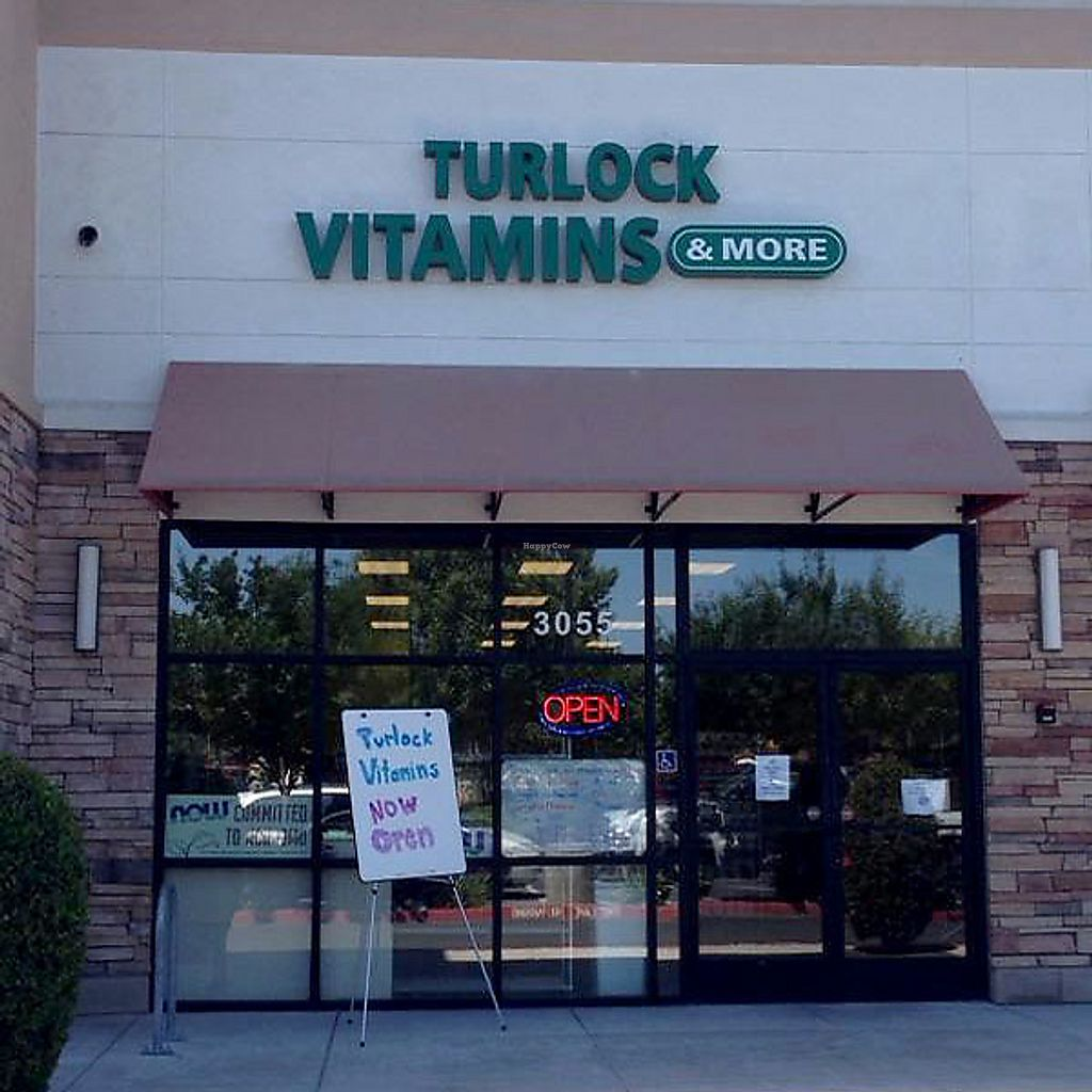 """Photo of Turlock Vitamins & More  by <a href=""""/members/profile/community5"""">community5</a> <br/>Turlock Vitamins & More <br/> July 15, 2017  - <a href='/contact/abuse/image/56380/280764'>Report</a>"""