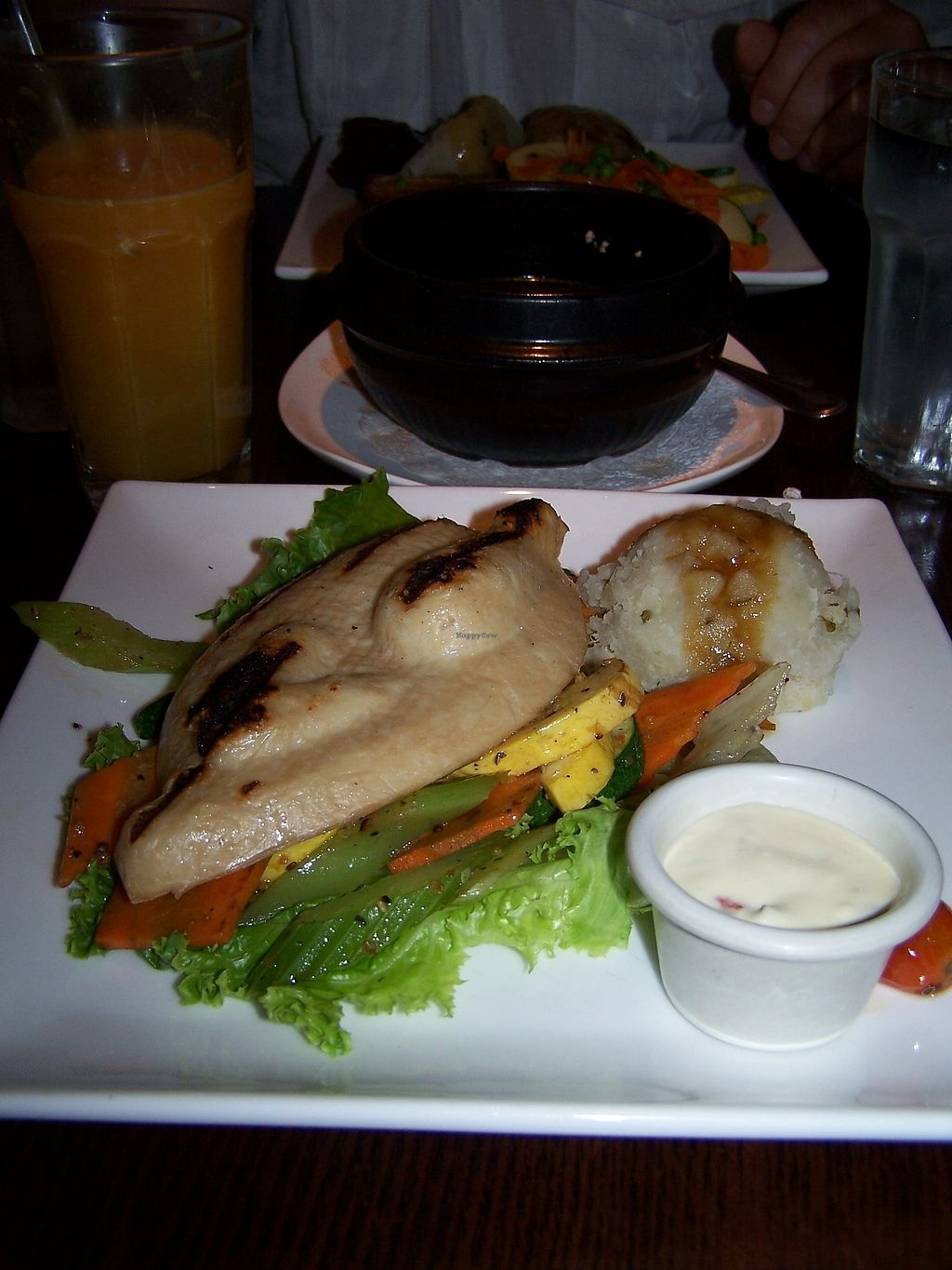"""Photo of CLOSED: Vegetarian's Paradise 2  by <a href=""""/members/profile/TrudiBruges"""">TrudiBruges</a> <br/>mock chicken. Ugh. (2010) <br/> November 28, 2017  - <a href='/contact/abuse/image/5638/330153'>Report</a>"""