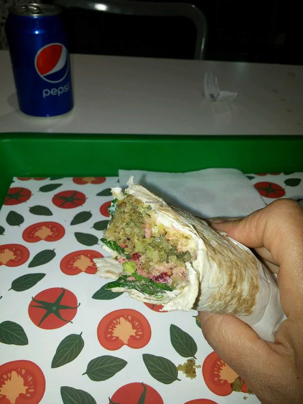 """Photo of Super Falafel - Balcescu  by <a href=""""/members/profile/GalitNesher"""">GalitNesher</a> <br/>super falafel <br/> January 24, 2018  - <a href='/contact/abuse/image/56402/350521'>Report</a>"""