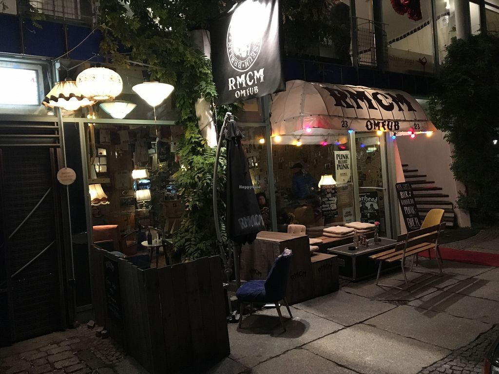 """Photo of Ramones Museum Berlin  by <a href=""""/members/profile/marky_mark"""">marky_mark</a> <br/>Outside View <br/> October 22, 2015  - <a href='/contact/abuse/image/56423/122131'>Report</a>"""