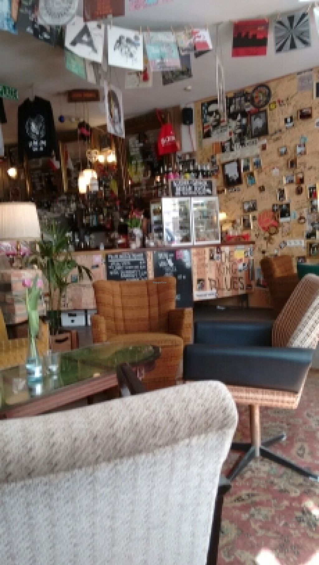 """Photo of Ramones Museum Berlin  by <a href=""""/members/profile/craigmc"""">craigmc</a> <br/>nice and comfy <br/> April 3, 2016  - <a href='/contact/abuse/image/56423/142503'>Report</a>"""