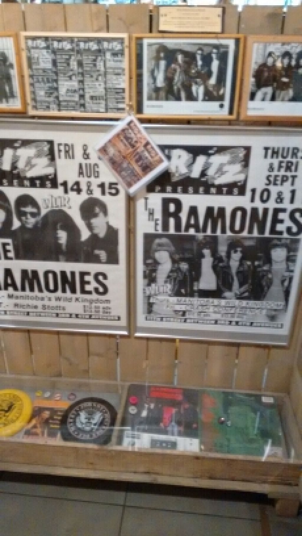"""Photo of Ramones Museum Berlin  by <a href=""""/members/profile/craigmc"""">craigmc</a> <br/>hey ho <br/> April 3, 2016  - <a href='/contact/abuse/image/56423/142504'>Report</a>"""