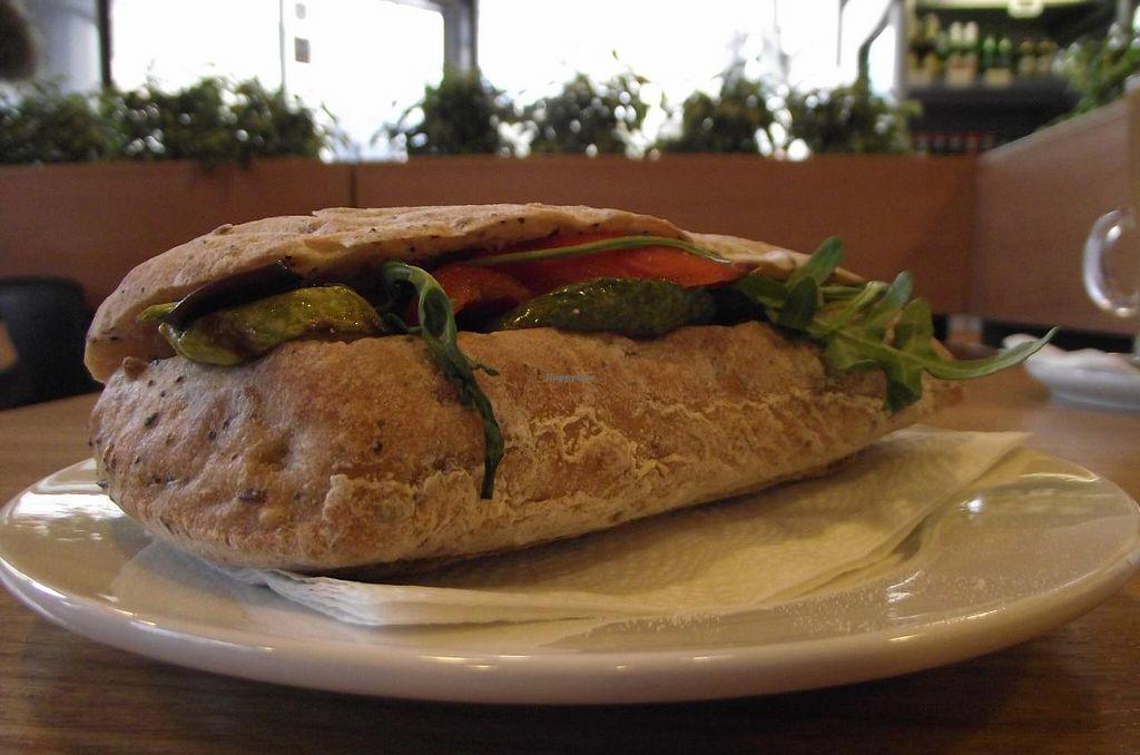 "Photo of Green Deli Cafe - Rakovski  by <a href=""/members/profile/Joanna%20Karatsaneva"">Joanna Karatsaneva</a> <br/>Vegan sandwich <br/> March 13, 2015  - <a href='/contact/abuse/image/56431/95634'>Report</a>"