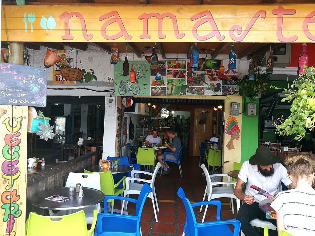 """Photo of Namaste Restaurant  by <a href=""""/members/profile/AdrianaMilenaArdila"""">AdrianaMilenaArdila</a> <br/>Namaste Restaurant, nice and cosy place.  <br/> November 4, 2017  - <a href='/contact/abuse/image/56440/321777'>Report</a>"""